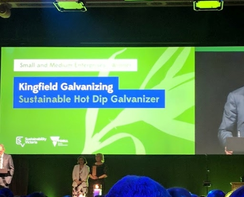 galvanizing, sustainability, innovation